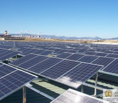 Instalación solar fotovoltaica de Alba Renova en Multinacional Deportiva